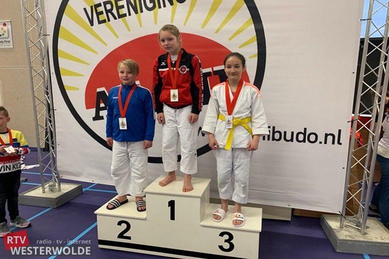 Aímee Kuilman wint bronzen medaille tijdens Bartjetoernooi 2019